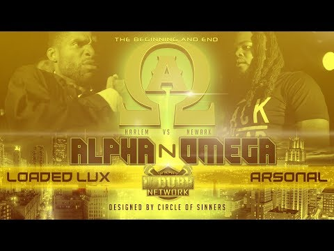 Loaded Lux vs Arsonal | UDubb's Alpha N Omega Rap Battle