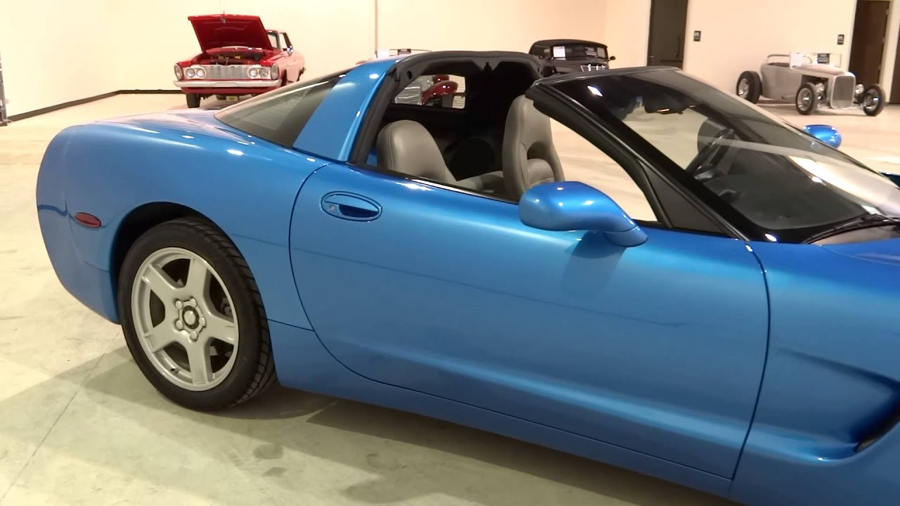 1998 Chevrolet Corvette 95 Ndy Gateway Classic Cars