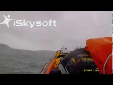 Crosshaven Coast Guard Boat