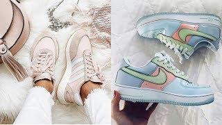 ZAPATILLAS DE MODA 2018   Tendencias en tenis o sneakers Nike, Puma, Adidas + outfits como combinar