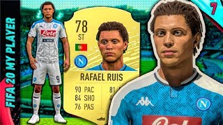 NEW NAPOLI SIGNING! | FIFA 20 My Player Career Mode w/Storylines | Episode #7