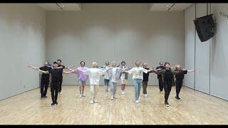 세븐틴(SEVENTEEN) - Ready to love 안무 거울모드 (Dance Practice Mirrored) Choreography Video