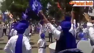 Chappa Chappa Gunj Uthega Jai Bheem Ke Naro se II Abhishek Verma II