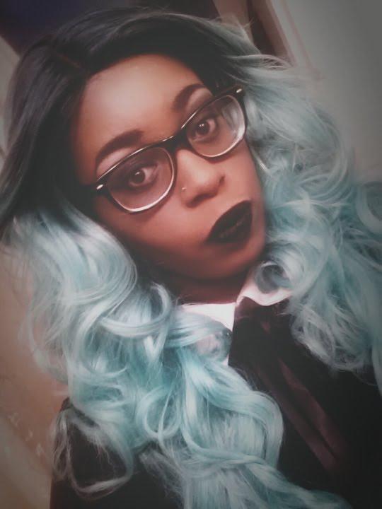 Alt black girl