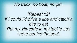 Watch Joe Nichols No Truck No Boat No Girl video