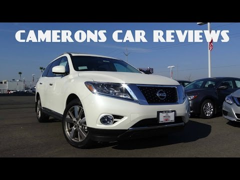 2016 Nissan Pathfinder Platinum 3.5 L V6 Review   Camerons Car Reviews