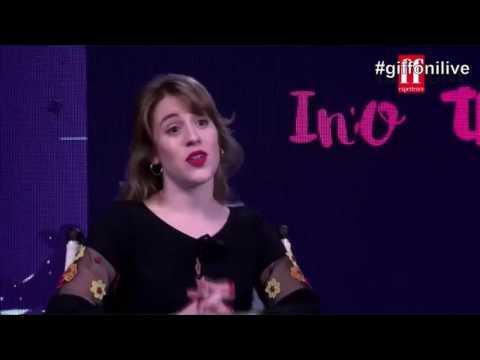 Laura Esquivel intervista al Giffoni Film Festival 2017 (Italia)