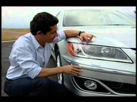 Auto Esporte Hyundai Azera 2011