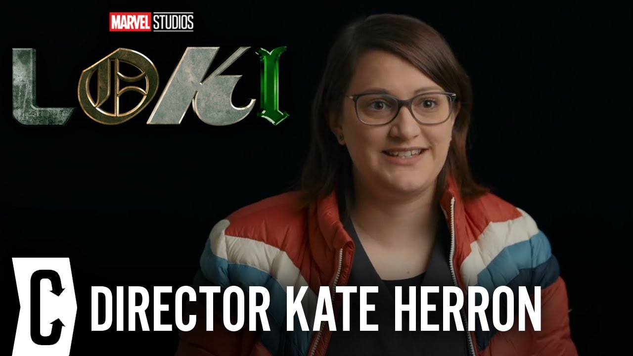 Loki Director Kate Herron on How Much Control Time-Keepers Have in MCU