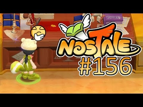NosTale #156 - Lord Cuarry Bank?  ● Let's Play NosTale