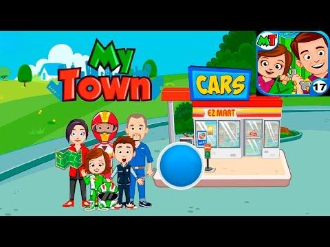 Мой Город - Машины #17 часть Детская мультяшная игра Симулятор Водителя Новая серия