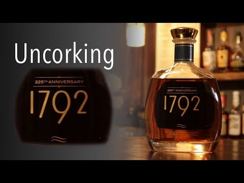 Uncorking 1792 225th Anniversary - It's Bourbon Night