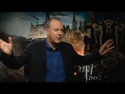 Harry Potter and the Deathly Hallows: Part 2 - David Yates (director) Interview Mp3
