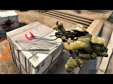 CS:GO | Silver 1 Matchmaking Gameplay