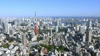 hokkaido and tokyo 4K