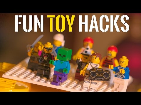 Thumbnail: Fun Toy Hacks To Try At Home