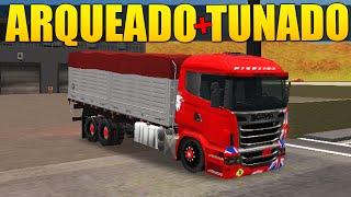 Grand Truck Simulator - Caminhão Arqueado e Tunado