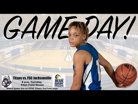EFSC Women's Basketball vs. Florida State College at Jacksonville