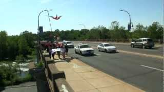 STOP ABORTION: March for Life in Reading, Pennsylvania