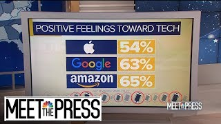 Americans Turn Against Social Media By Wide Margins | Meet The Press | NBC News