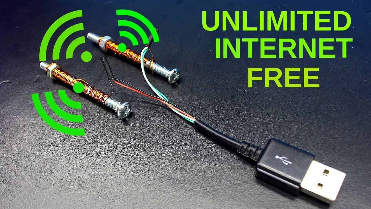 new get free unlimited internet 100% work - new free WiFi ...