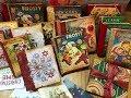 How to make Vintage Miniature Christmas Books