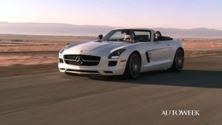 2013 Mercedes-Benz SLS AMG GT - Drive Review Video