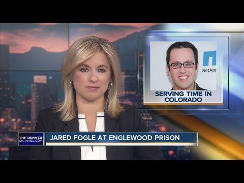 Jared Fogle moved to Colorado prison - YouTube