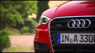 audi a3 1 8 tfsi quattro in misano red footage