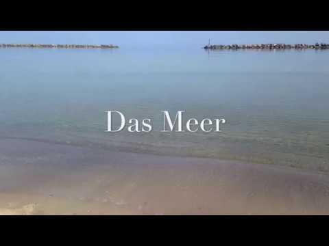 Das Meer Ein Gedicht Von Bernd Töpfer