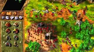 Settlers 4 - геймплей