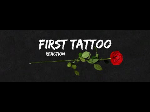 First tattoo, wrist. First reaction