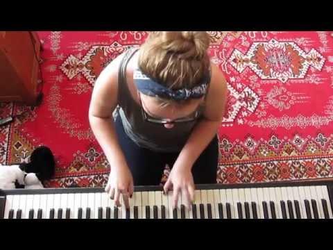 Hussain AlJassmi - Boshret Kheir piano cover by ABoshnakowa