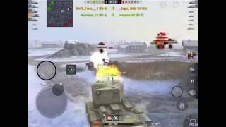 Что представляет КВ-5 WoT Blitz в современном рандоме