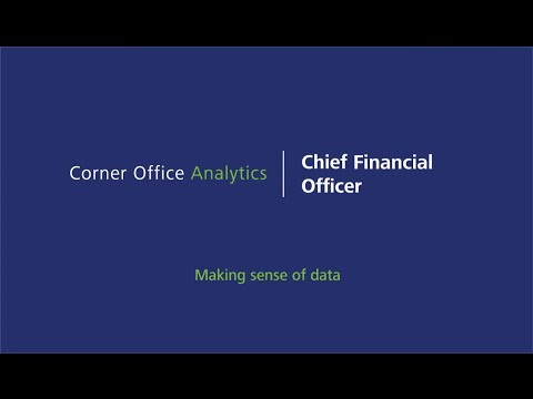 Corner Office Analytics | Chief Financial Officer
