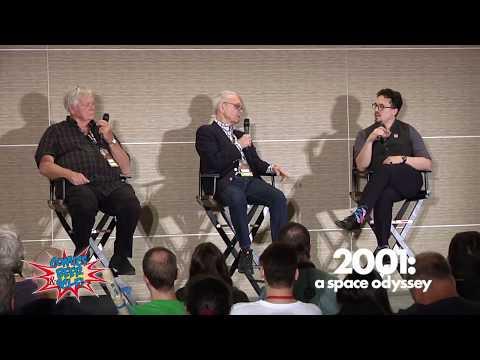 2001: A Space Odyssey Cast Reunion  Comics, Beer & Scifi