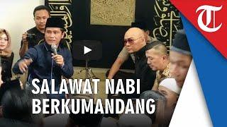 Salawat Nabi Berkumandang Jelang Detik-detik Deddy Corbuzier Ucapkan Kalimat Syahadat