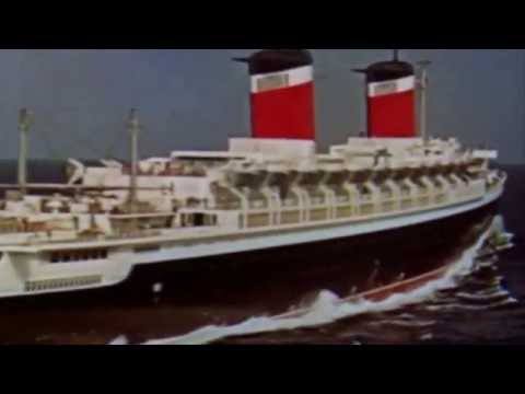 Famous Ocean Liners which held the Blue Riband 2nd part