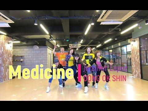 I LOVE ZUMBA / Medicine - Jennifer Lopez (ft. French Montana)