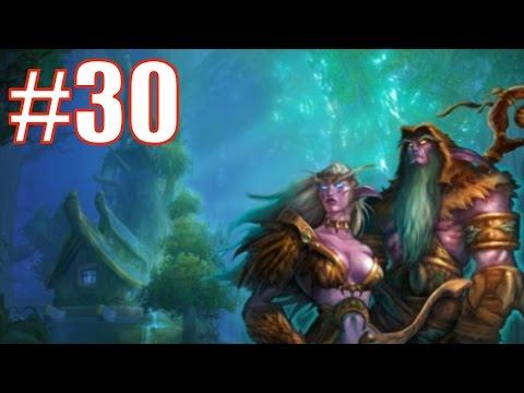 Прохождение Warcraft 3: Reign of Chaos - 4. Ночные Эльфы - Друиды
