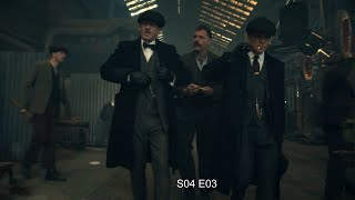 By Order of the Peaky Blinders Compilation (Season 1 to 5) *SPOIL*