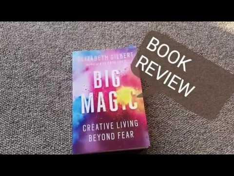 نبذة عن كتاب BIG MAGIC للكاتبة إليزابيث جيلبرت thumbnail
