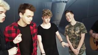 Just to See You Smile/Shape of You (Mashup by Why Don't We)