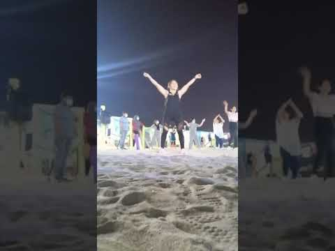 Steal Combat workout at kite beach Dubai 30×30, 11-13-2020