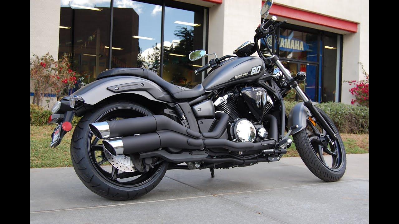 Yamaha Stryker