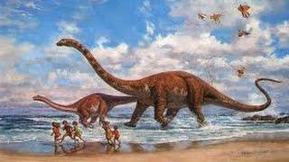 Камни Ики - Люди времён динозавров. Документальный фильм.