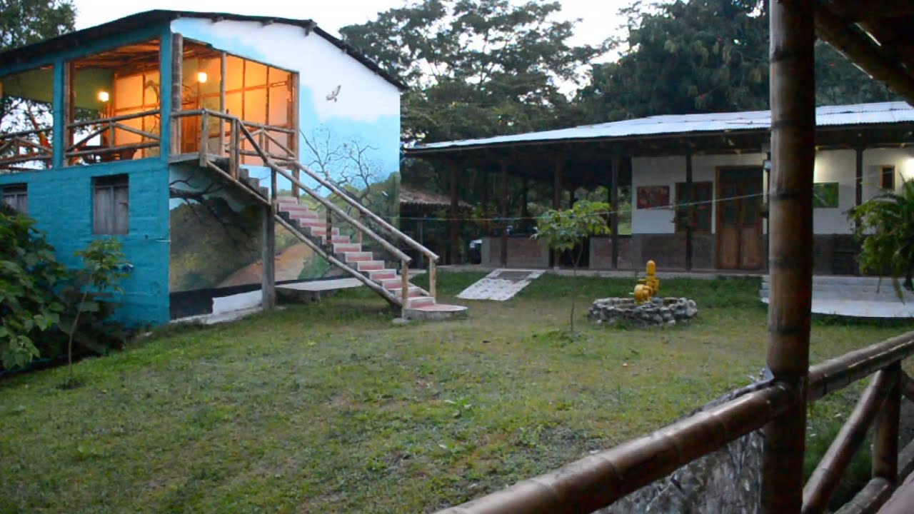 hotel tinamu birding nature reserve birdwatching manizales