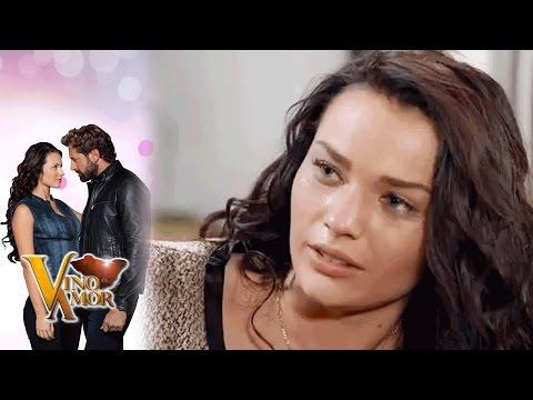 Luciana se entera David anda con Graciela | Vino el amor - Televisa