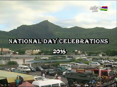 National Day Celebration 2016