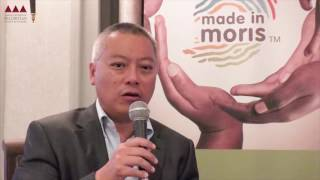 Eric NG PING CHEUN Interview